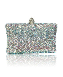 Crystal Couture Crystal Bridal Clutch 1