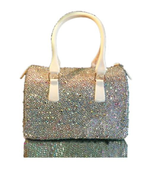 Crystal Couture Handbag Small Crystals