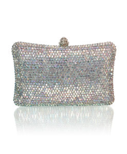 Crystal Couture Crystal Clutch 1