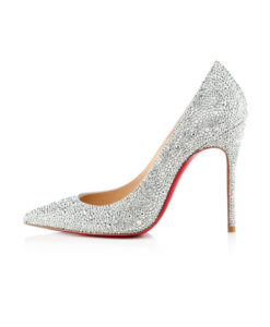 Crystal Couture Crystal Party Shoes 2