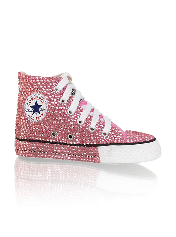 81c8af770e2 The product is already in the wishlist! Browse Wishlist. Crystal Couture  Children Converse ...
