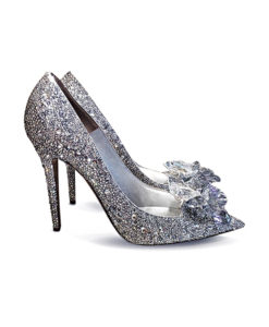 Crystal Couture Crystal Cinderella Shoes 1