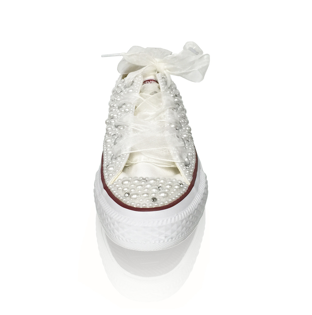 Crystal Couture Pearl   Crystal Converse - Crystal Couture 7fdf2d514