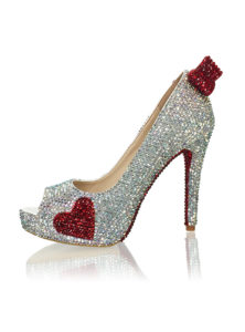 8ee3e91b81 Bridal wedding shoes Archives - Crystal Couture
