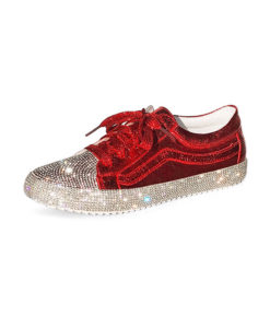 Crystal Couture Trainers