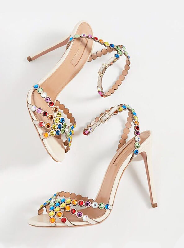 Crystal Couture Crystal Peep Toes New 2019 - Crystal Couture