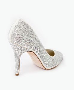 Crystal Couture Swarovski Crystal Heels
